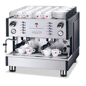Gaggia Deco Red